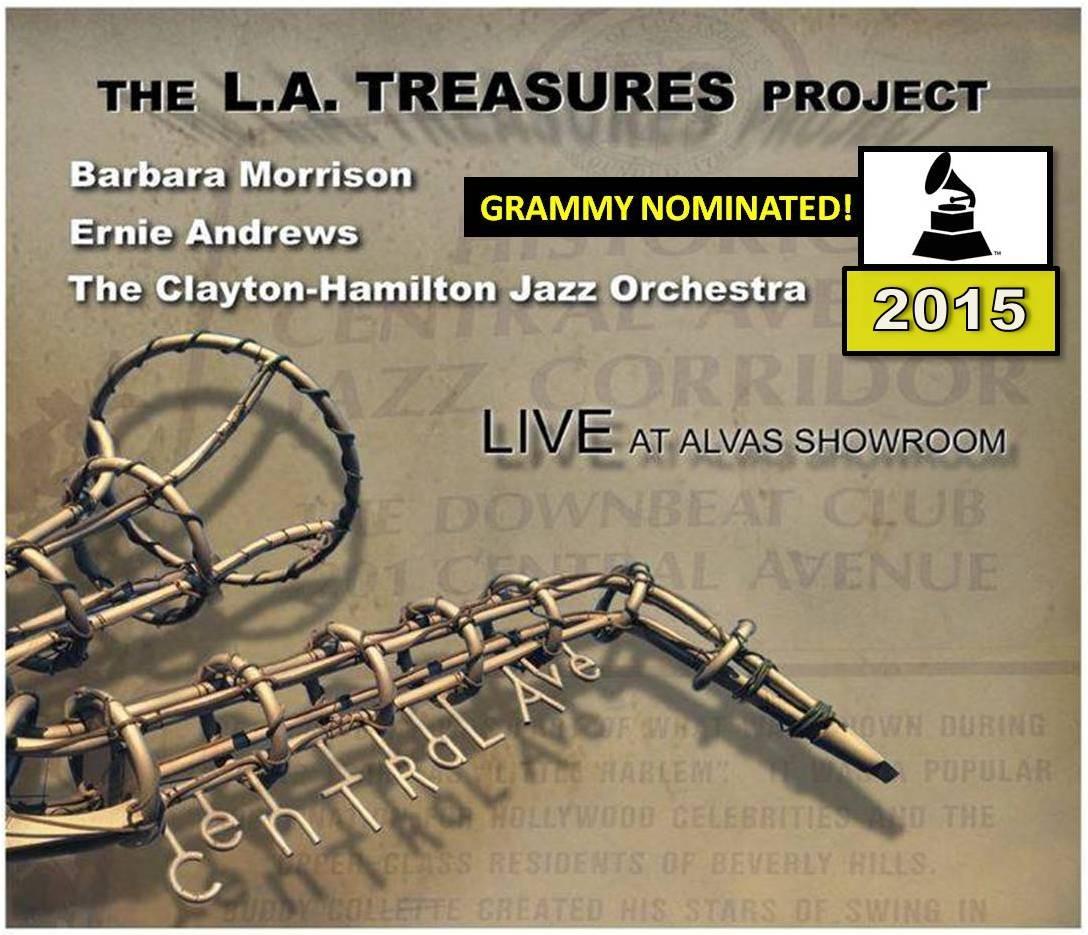 Grammy nom. L.A. Treasures 2015