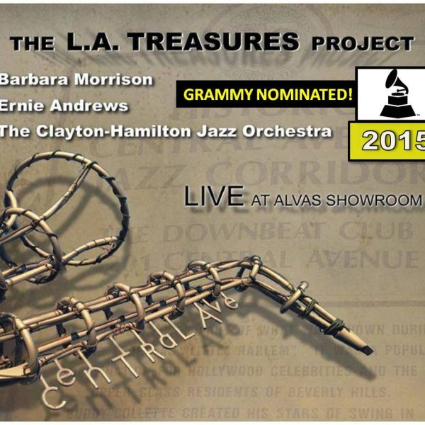 Grammy nom. L.A. Treasures 2015