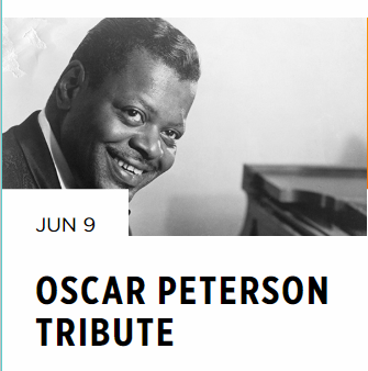 Oscar Peterson tribute